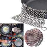 Stainless Steel 316 Cast Iron Cleaner Brush