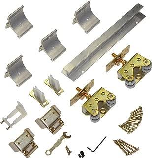 """product image for 200WM Wall Mount """"Barn Door Type"""" Sliding Door Hardware (48"""")"""