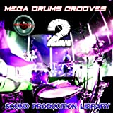 MEGA DRUMS GROOVES 2 - Production Samples Library - Kits/Loops/Performances 8.5GB on 2DVDs/download
