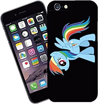 Eclipse My Little Pony, Rainbow Dash Coque pour iPhone 6 Coque – by idées Cadeau