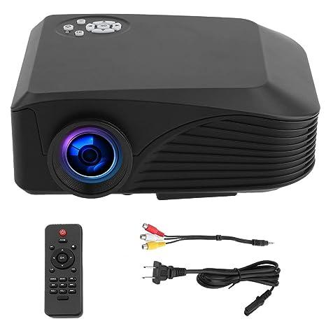 Amazon.com: Mini proyector LED HD de 1080P portátil ...