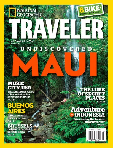 National Geographic Traveler Buy Online In Uae Print Magazine Products In The Uae See