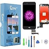 Ecran Tactile LCD Ecran De Remplacement Ecran De Rechange Pour iPhone 7 (4.7 Pouces) Noir Avec Kit D'outils