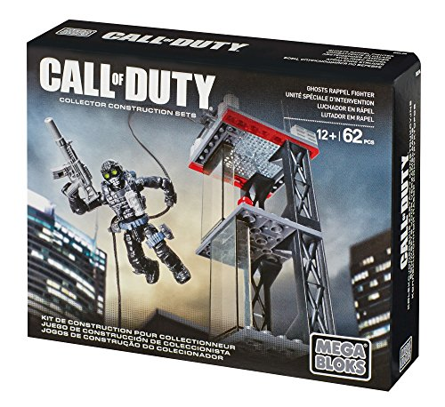Here Be Porpoises Call Of Duty Ghosts: Mega Bloks Call Of Duty Ghosts Rappel Fighter