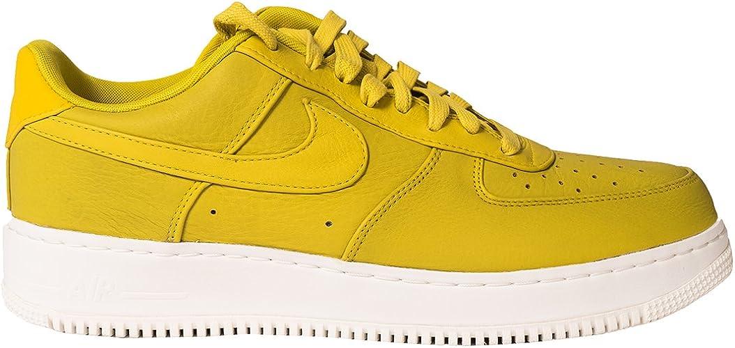 Nike Lab Air Force 1 Low da Uomo, Giallo (Bright Citron