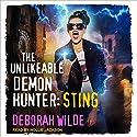 The Unlikeable Demon Hunter: Sting: Nava Katz, Book 2 Audiobook by Deborah Wilde Narrated by Hollie Jackson