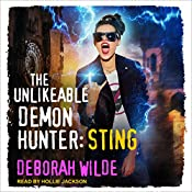 The Unlikeable Demon Hunter: Sting: Nava Katz, Book 2 | Deborah Wilde