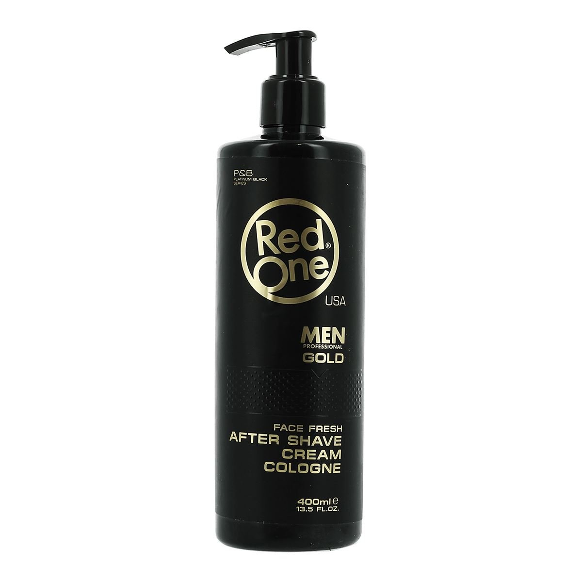 Red One Gold After Shave Cream Cologne 400ml