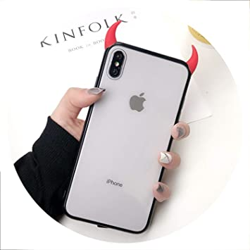 coque iphone xs max diable