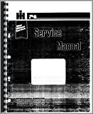 International Harvester Cub Cadet 982 Engine Service Manual