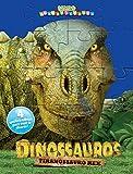 capa de Dinossauros: Tiranossauro rex