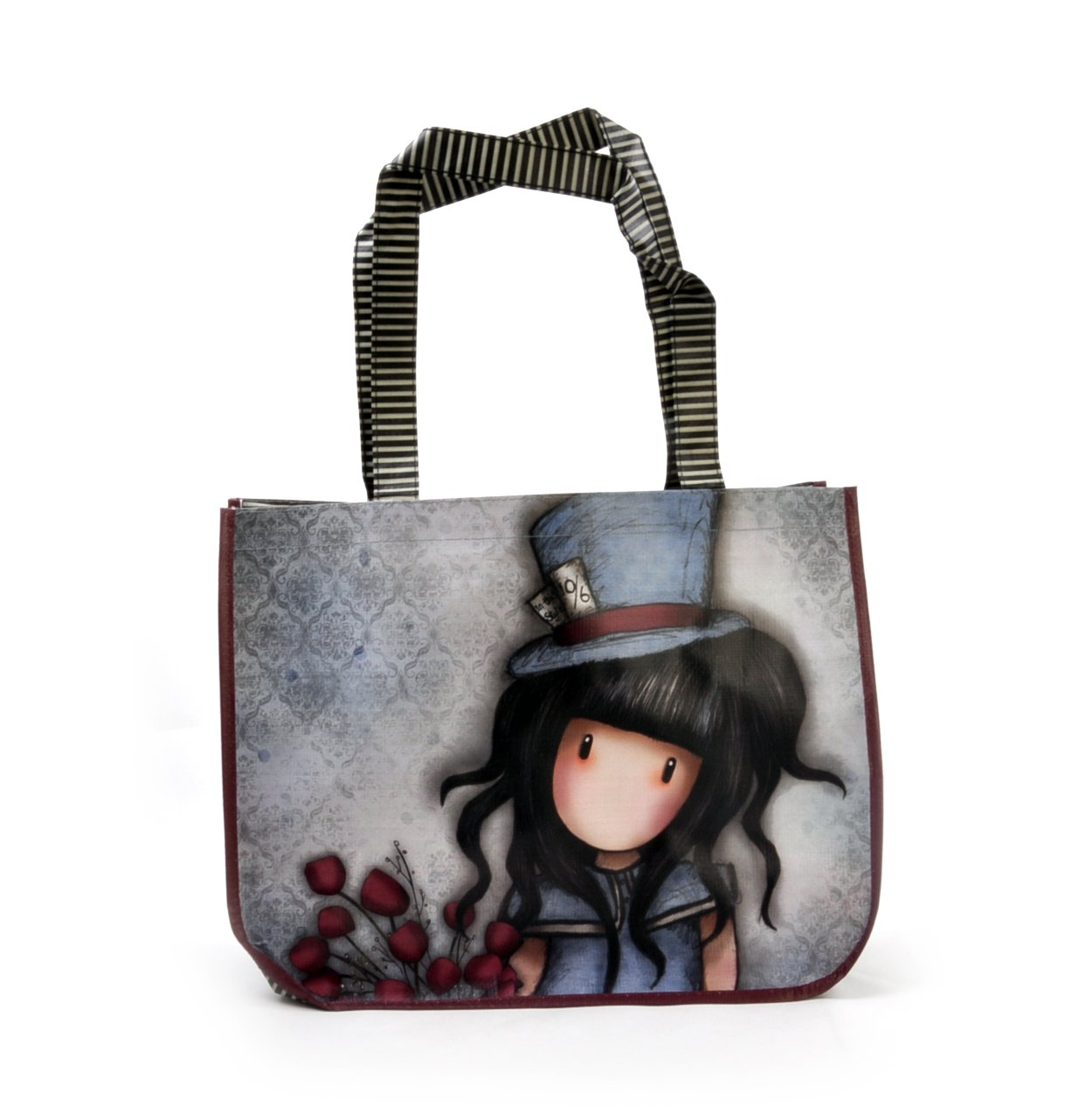 Hatter - Sac à provisions / sac à main par Gorjuss