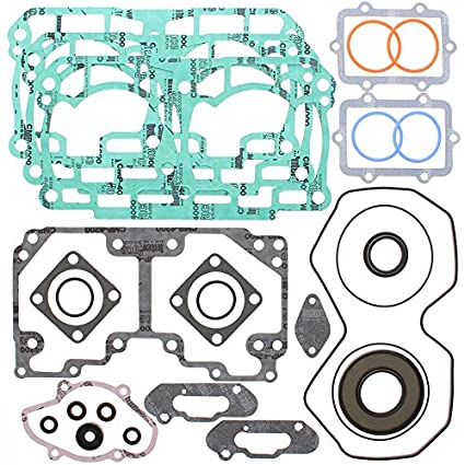 Amazon com: New Winderosa Gasket Set for Ski-Doo MX Z X 800