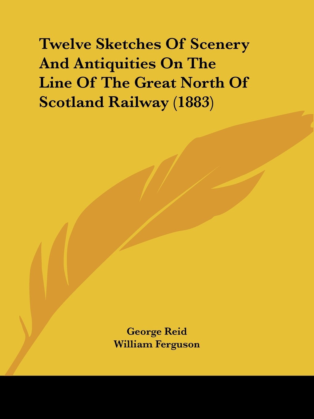 Download Twelve Sketches Of Scenery And Antiquities On The Line Of The Great North Of Scotland Railway (1883) PDF
