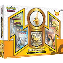 TCG: Collection Pikachu-EX Card Game, Red/Blue
