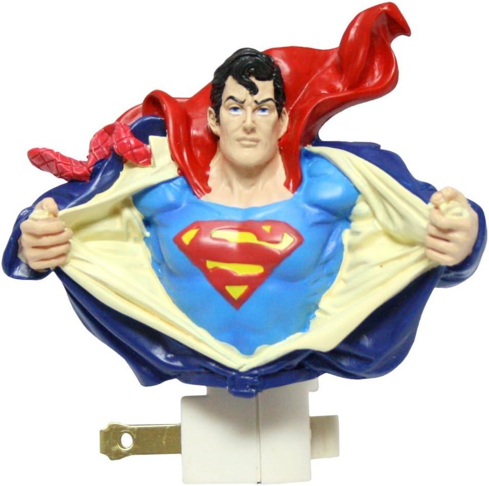 Resin Nightlight, Superman Shield