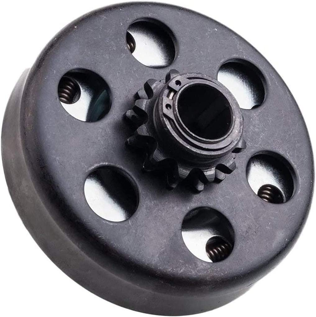Centrifugal Clutch, Go Kart Clutch 3/4 Bore 12T for #35 Chain,Up to 6.5 HP, Perfect for Go Kart, Minibike and Fun Kart Engine 3/4 Bar