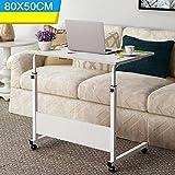 Laptop Desk Modern Simplicity Assembly Desktop Computer Desk Move Learning Table Adjustable Height Workbench ( Color : 15# )