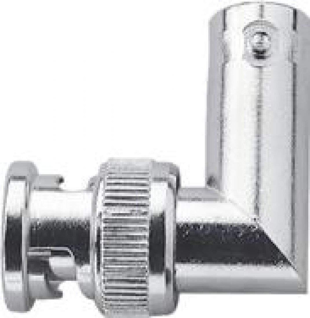 "BNC Male Plug To 2 BNC Female Sockets  Splitter Adaptor Convertor  /""Goalpost/"""