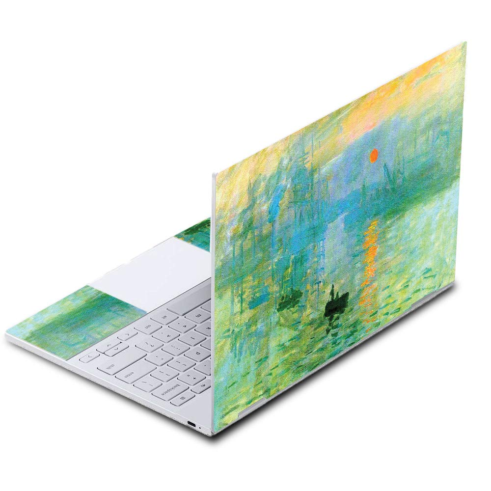 MightySkins Skin Compatible with Google Pixelbook - Impression Sunrise | Protective, Durable, and Unique Vinyl Decal wrap Cover | Easy to Apply, Remove, and Change Styles | Made in The USA