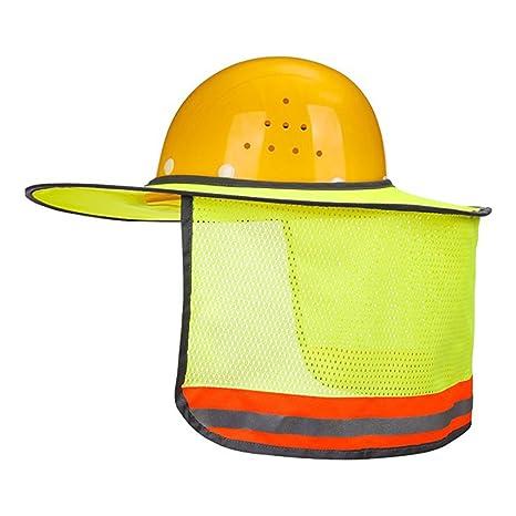 LUCKYDIY Sombrero Rígido Protector de Sol 154c490e928