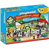 """Playmobil - 9262 - Calendrier de l'Avent """"Centre Équestre"""""""