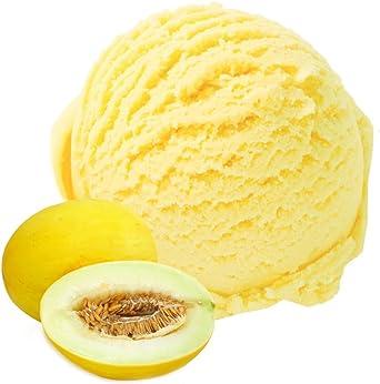 Gino Gelati Honeydew melón helado de melón suave en polvo 1 ...