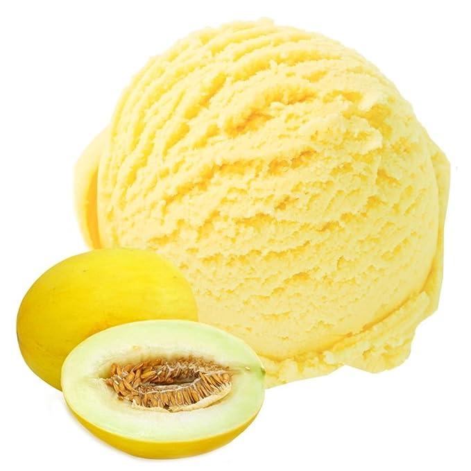Gino Gelati Honeydew melón helado de melón suave en polvo 1: 3-1kg