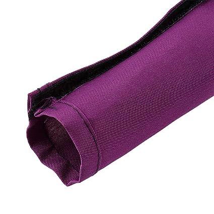 Cubiertas de Agarre para el Manillar Se adaptan a Todo Tipo de cochecitos de Barra de Parachoques Manga a Prueba de Polvo para manijas Haikaini Cubierta para manijas de Cochecito de beb/é Cochecito
