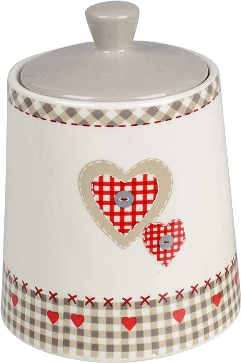 dekojohnson - Caja para Galletas (23 x 16 cm, gres), diseño de ...
