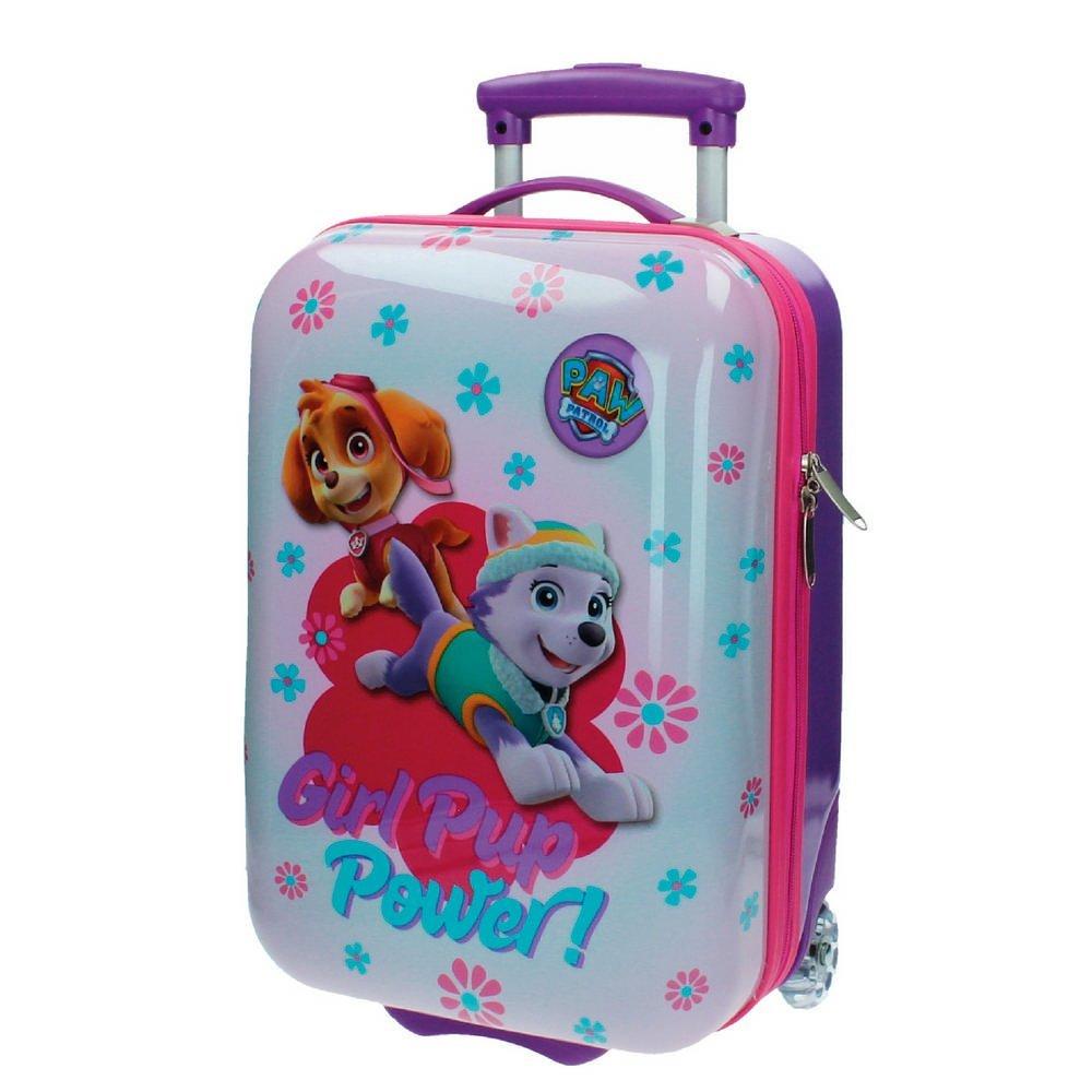 Paw Patrol Kabinenkoffer Kindergepäck, 26 Liter, Rosa
