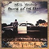 61JjpmEZUgL. SL160  - Neil Young & Promise of the Real - The Visitor (Album Review)