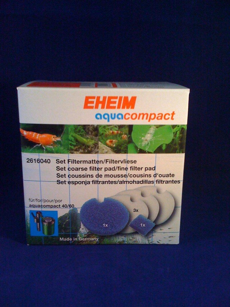 Eheim Aquacompat - Esponja filtro para acuario: Amazon.es: Productos para mascotas