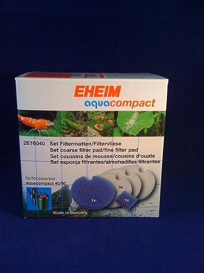 Eheim Aquacompat - Esponja filtro para acuario