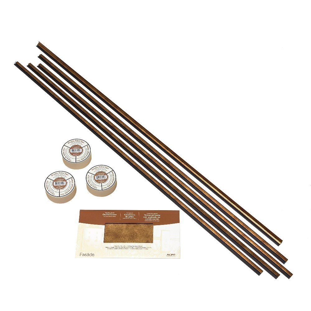 FASÄDE - Traditional 1 Antique Bronze Accessory Kit w/Tape