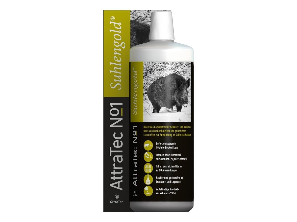 AttraTec No 1 Suhlengold 1 kg Botella (cebo anzuelo / aroma)
