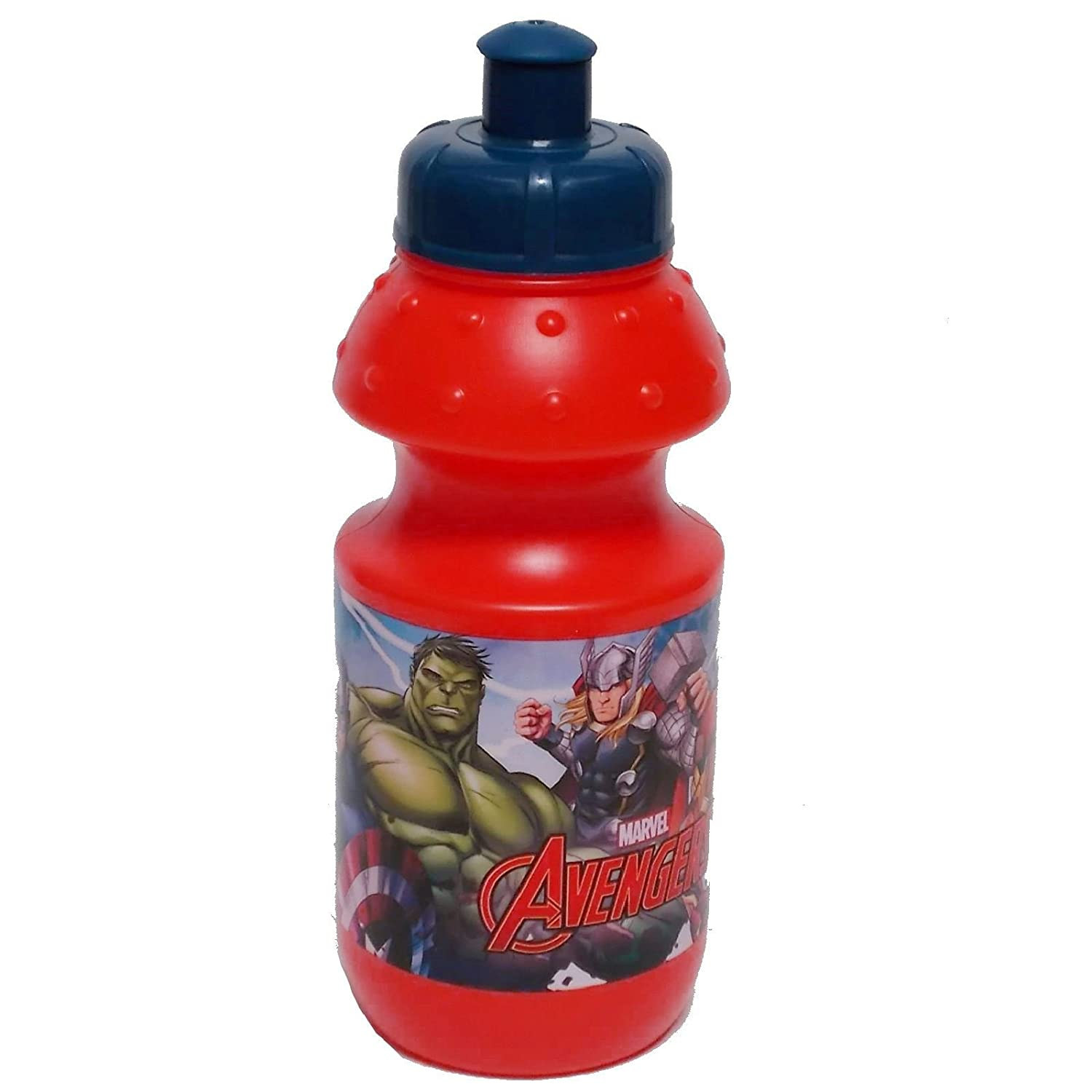 Star  Marvel Avengers Art Canteens And Lunch Box Set 3 Pezzi 48971 Code