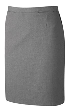 e55a50045 School Uniform Front Pocket Non Pleated Schoolgear Senior Girls ...