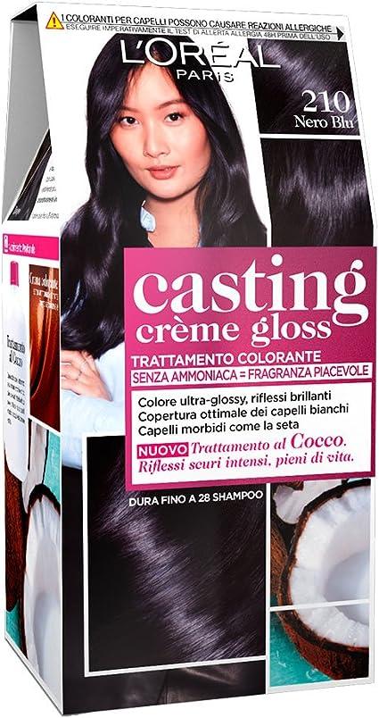 Casting Creme Gloss N.210 Nero Blu