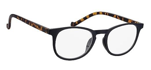 A-Urban Occhiali da lettura uomo + 1.5 diottrie 1 5 - il colore della montatura marrone RUfA0