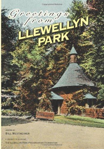 Greetings from Llewellyn Park