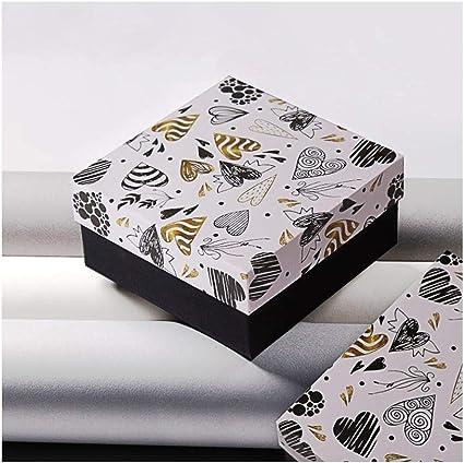 Caja de regalo de amor de graffiti, caja con caja de regalo grande ...