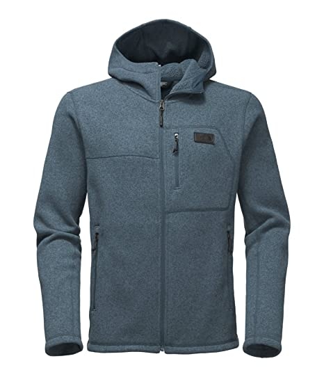 6945856dfc87 The North Face Men s Gordon Lyons Hoodie - Conquer Blue Heather - S (Past  Season