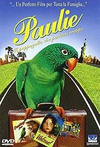 Paulie, El Loro Bocazas [Reino Unido] [DVD]