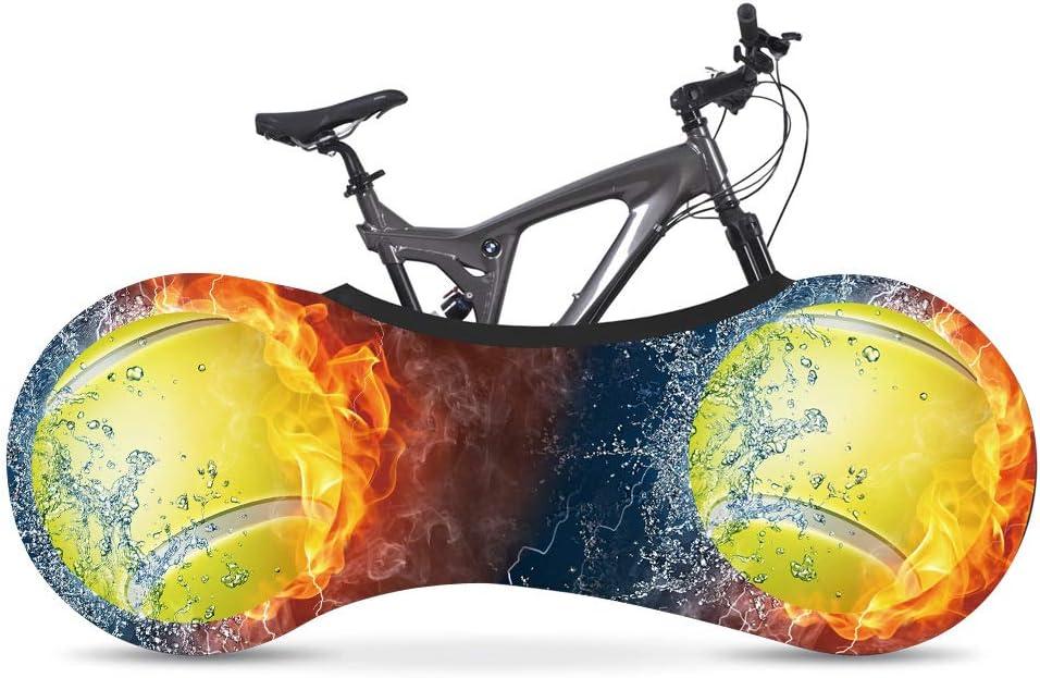 Kewing Cubierta Bicicleta Montaña, Cubierta Almacenamiento ...