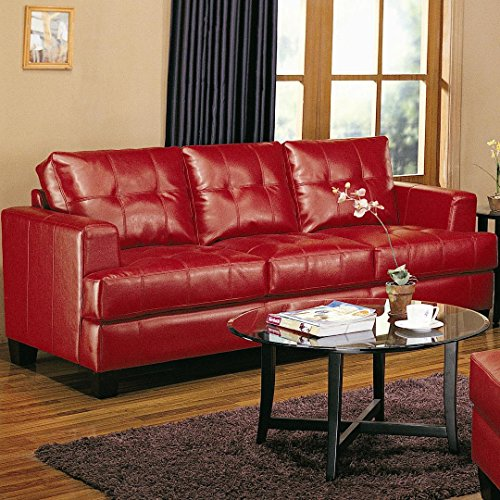 red couch - 7
