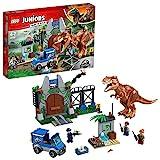 Lego 10758 Jurassic World T. Rex Breakout