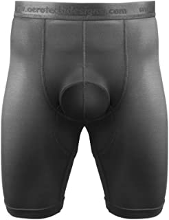 product image for ATD Men's Support Padded Cycling Underliner - Made in The USA