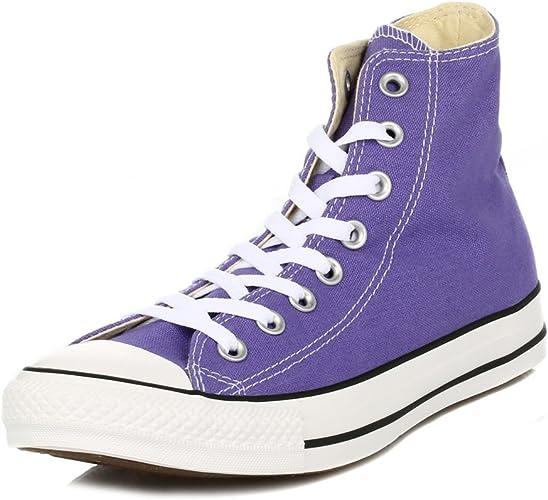 converses violettes fille