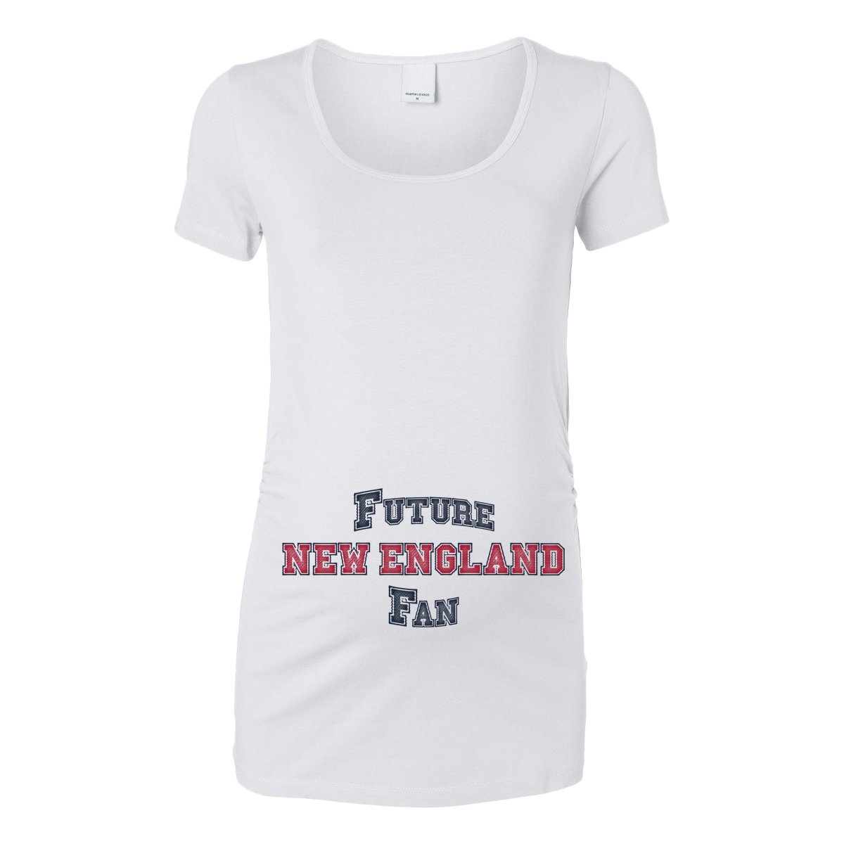 Future New England Fan Women's Maternity T-Shirt 101903